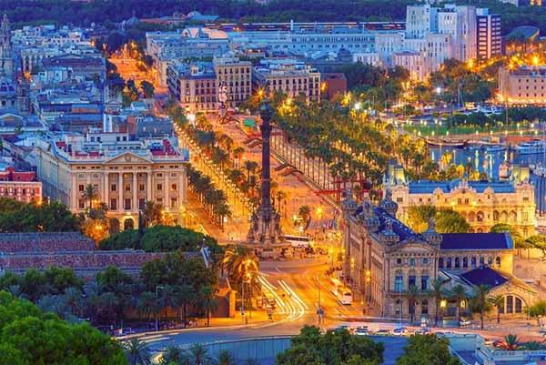 Alquiler de vehículos con Conductor Ciudad Barcelona