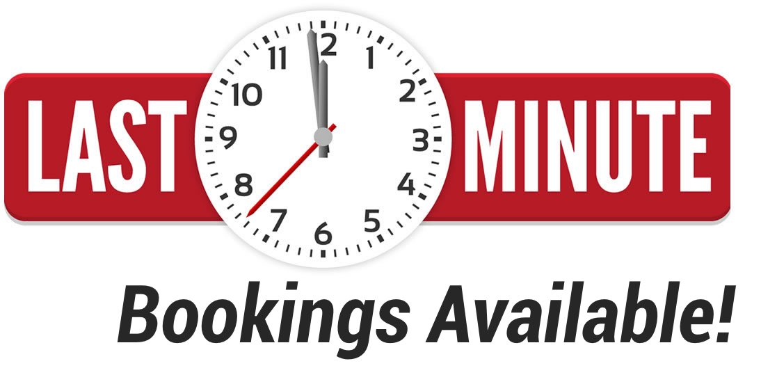 Private transfers last minute bookings